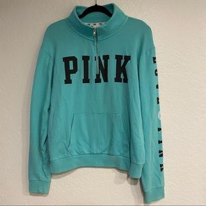 PINK Victoria's Secret Zip Sweatshirt